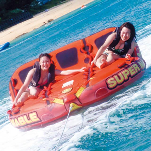 海上娛樂運動水上噴氣